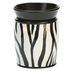 Zebra adds Serengeti style to any room in your home. To purchase, go to www.jenni.scentsy.com.au