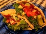 Sandwich ideas:  Hotpot, Chicken Recipe, Pita Sandwiches Yum, Chicken Bacon, Lunches Idea, Bacon Pita, Boxes Idea, Sandwiches Idea, Chicken Recipies