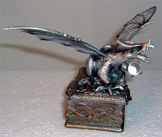 Dragon Box  Size: 13 x 14 cm