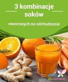 3 kombinacje soków owocowych na #odchudzanie Możemy poprawić #zdrowie naszego przewodu pokarmowego, poprzez spożywanie #naturalnych soków, które #dostarczą naszemu żołądkowi niezbędnych składników odżywczych, których potrzebuje.