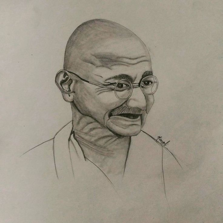"""44 Likes, 11 Comments - Dedicated to Art  (@creativitytrance) on Instagram: """"""""In a gentle way you can shake the world"""" Today is """"Gandhi Jayanti"""" i.e. Mahatma Gandhi's b'day -…"""""""