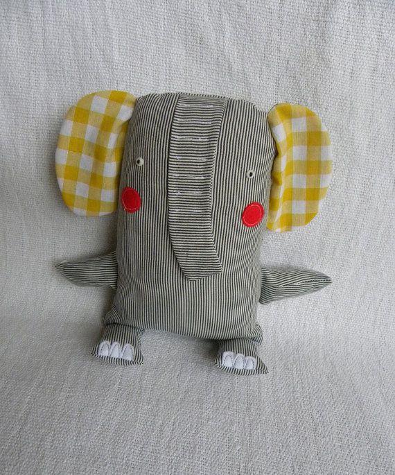 Almohadon elefante
