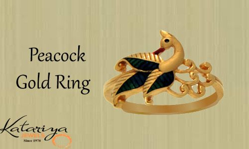 Fascinating Gold Ring in 22Kt  Buy Now:http://buff.ly/1QRL03y COD Option Available With Free Shipping In India