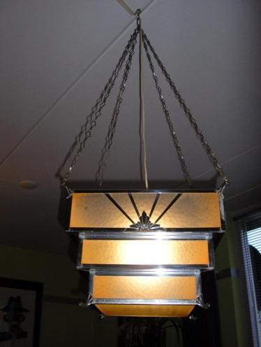 ≥ art deco hanglamp - Antiek | Lampen - Marktplaats.nl