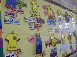 word wall build vocabulary, thereby improving reading comprehension and writing style