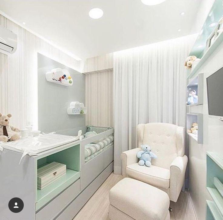 Quarto Bebê (Projeto LM Arquitetura)
