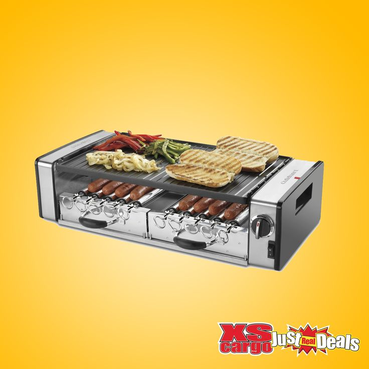 No patio is complete with out a grill. Check out the Cusinart Griddler Grill Centro (37219)