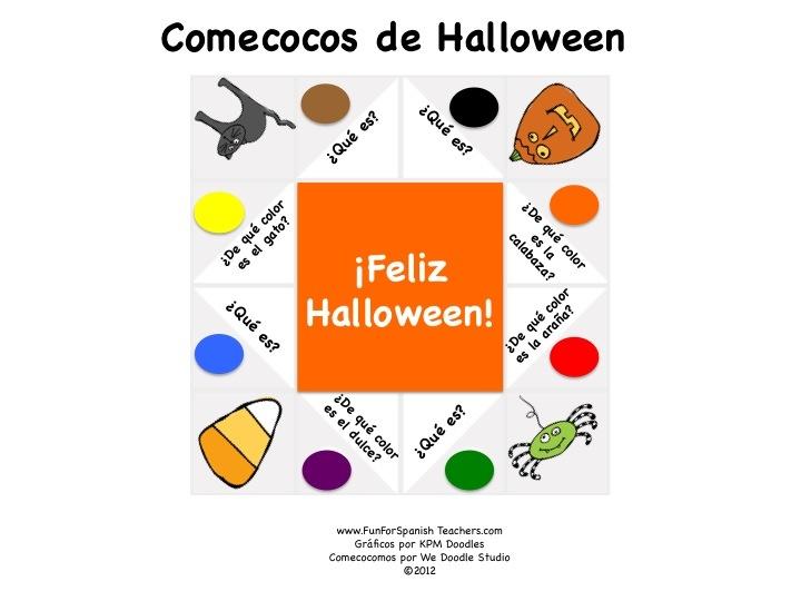 30 best halloween in spanish images on pinterest spanish