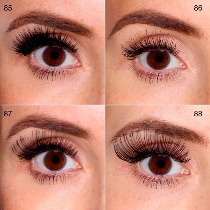 The Best False Eyelashes for Every Type of Look   Best ...