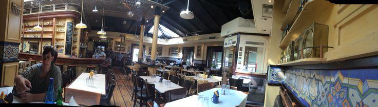 Thessaloniki Restaurant Pallenion, Typische Griechsche Küche