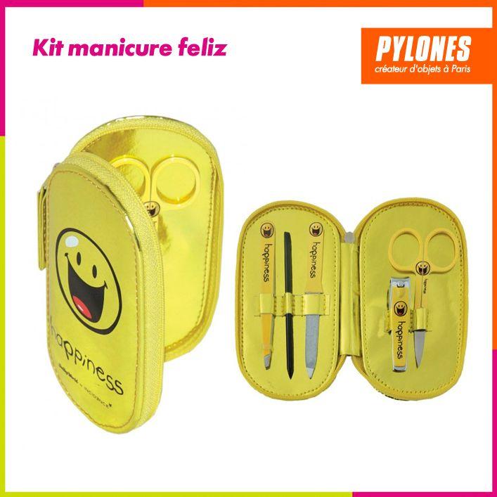 Kit manicura feliz #Regalos #Novedades @pylonesco