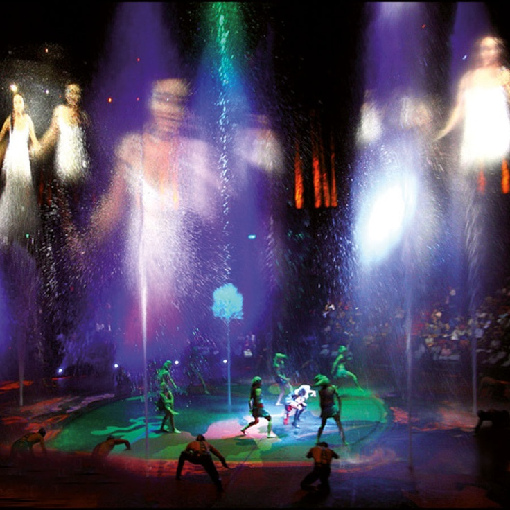 The House of Dancing Water @ City of Dreams, Macau