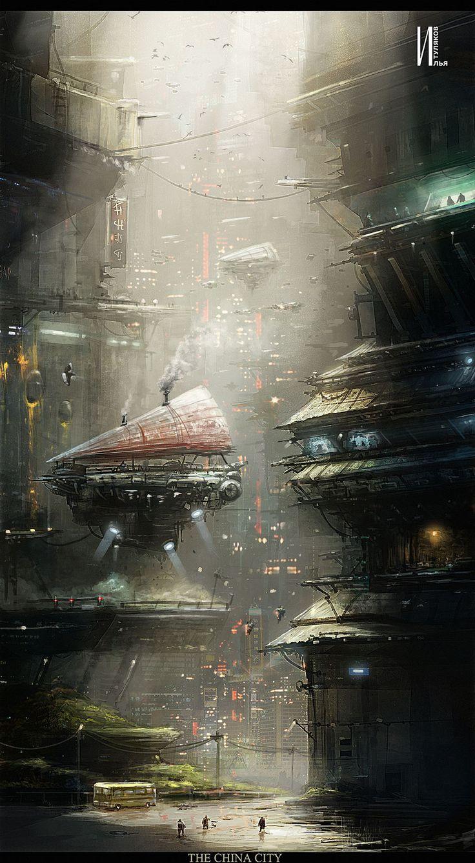 The China City by RaZuMinc.deviantart.com on @deviantART