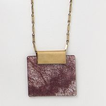Loving Necklace - berry cocoon