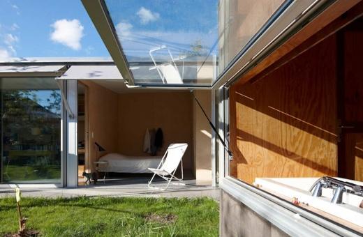 Inde/ude: Inde Ude, House, Architecture