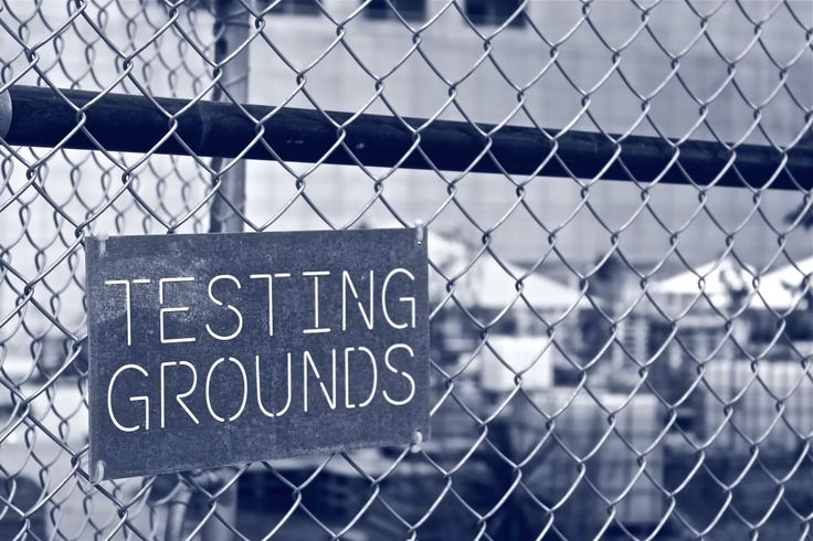 Testing Grounds in Melbourne