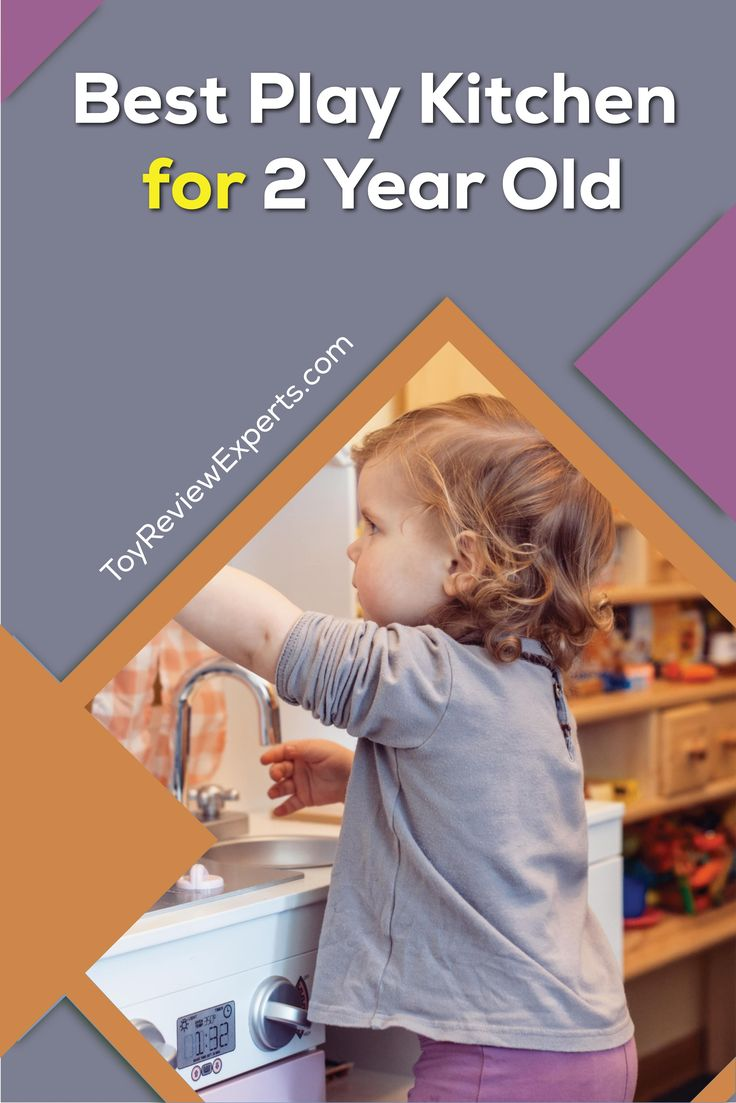 Play kitchens for 2 year olds. If your toddler loves pretending to cook and bake, check out our list of the top choices kids and parents love!
