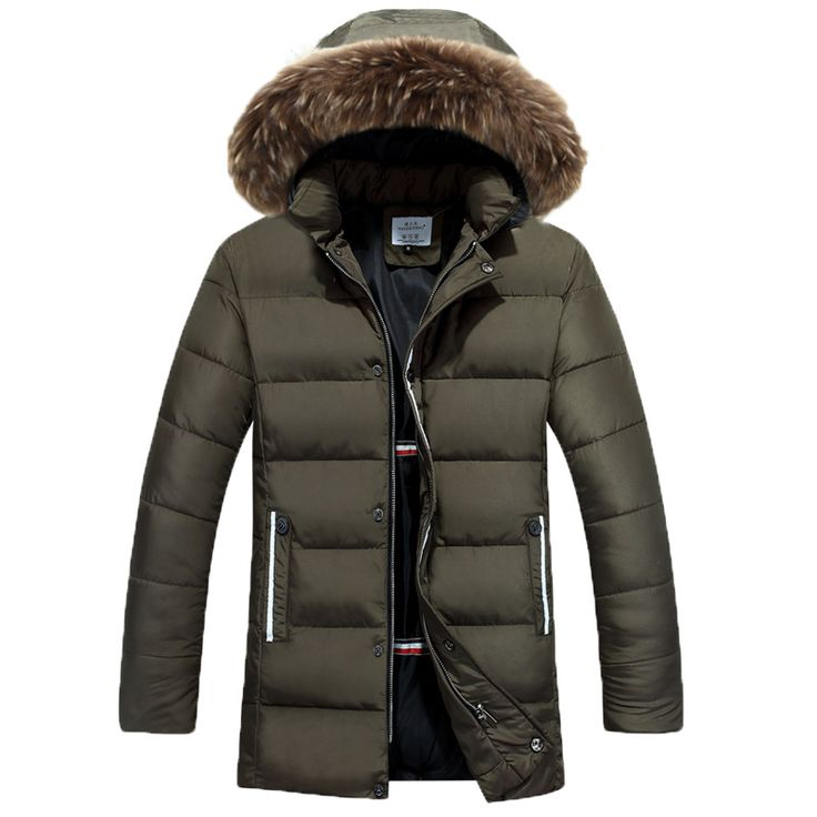 free shipping 2015 new arrival man's padded outwear Turn-down collar hooded winter jackets for men Size M-XXXL 3 Colors 105 9986e99f-96a6-4c7c-a631-d212e258a2b8 Parkas