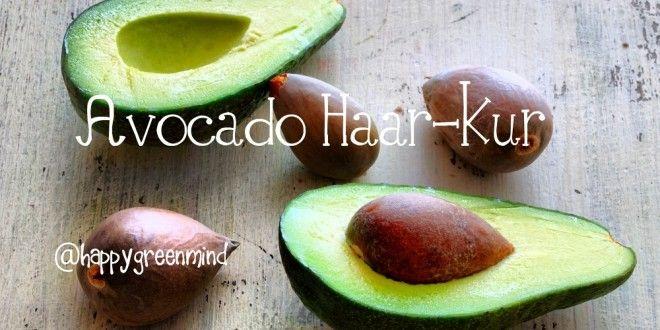 Avocado Haarkur. Diese natürliche Avocado-Maske wirkt wunderbar gegen trockenes und sprödes Haar. | HappyGreenMind / Gesunde Ernährung, Meditation, Yoga, Rohkost, Vegan