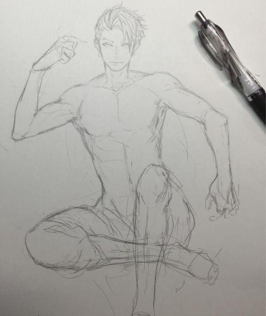Tanba sketch
