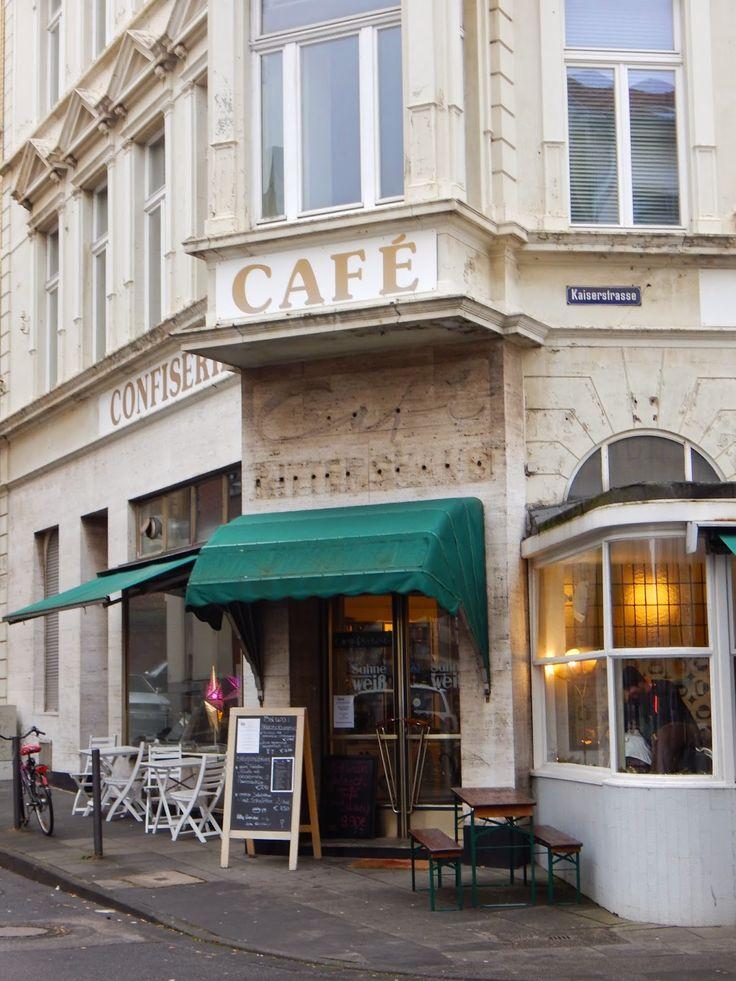Der beste Kaffee in Deutschland: Café Sahneweiß in Bonn