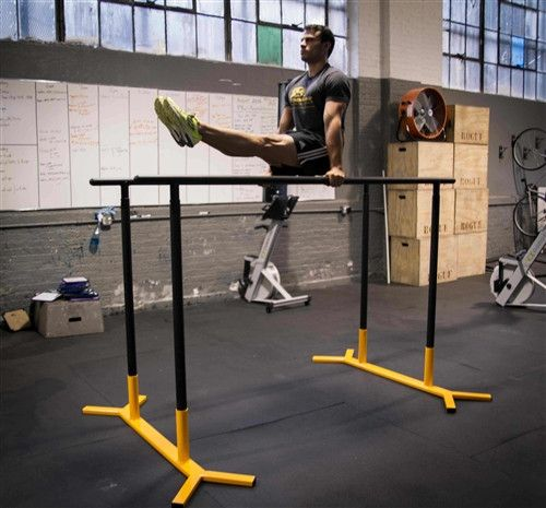 Parallel bars home workout gym pinterest products
