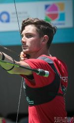 Zach Garrett, Olympic Archer on the Move!