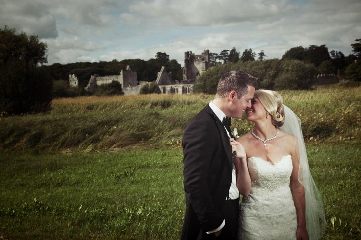 Celtic Irish Castle wedding