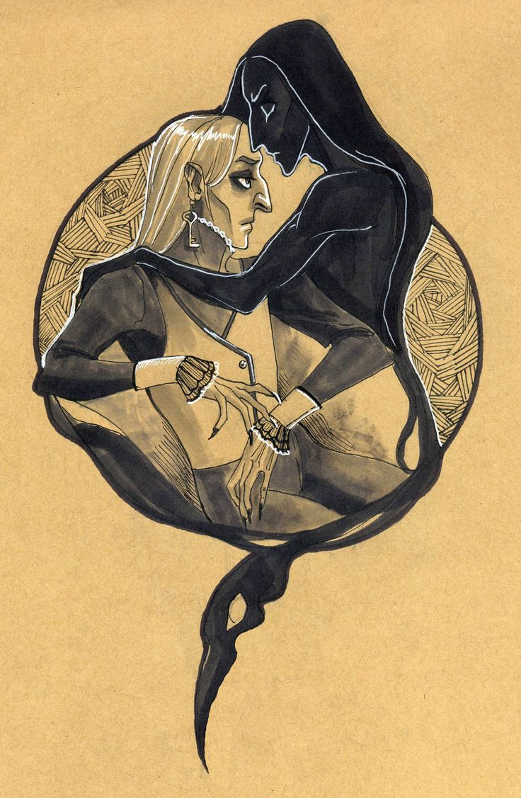 рисунки из Дома, в котором — осьминогий лось