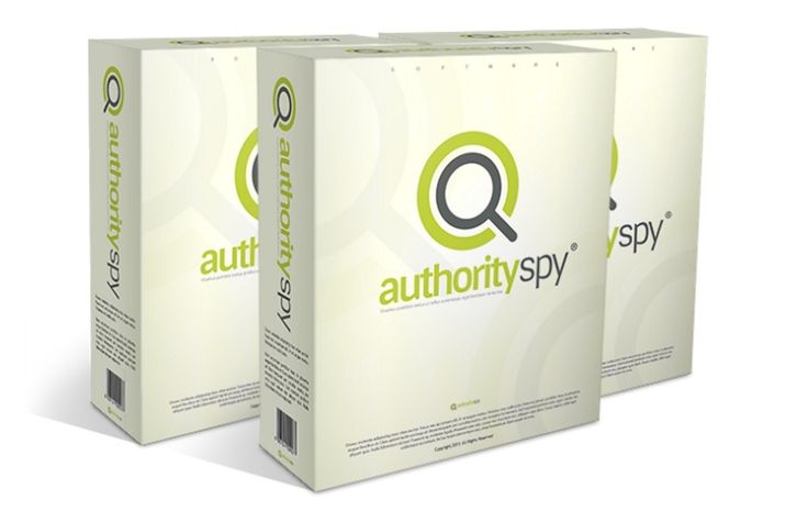 Authority Spy Platinum [Finding + Analyzing Influential People & Blogs On the Web]    The Most Powerful Software for Finding + Analyzing Influential People & Blogs On the Web!     AuthoritySpy claims to solve this problem by giving you a quick 'snapshot' of the top influencers in your niche, complete with data on how much authority they have and how to contact them easily. The makers of this software claim, that by having this data, you can 'leech' off the authority of other influencers in…