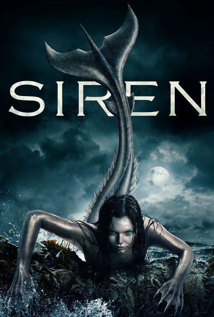 New Series Siren 2018 Siren Season 1 Sirens Tv Mermaid Movies