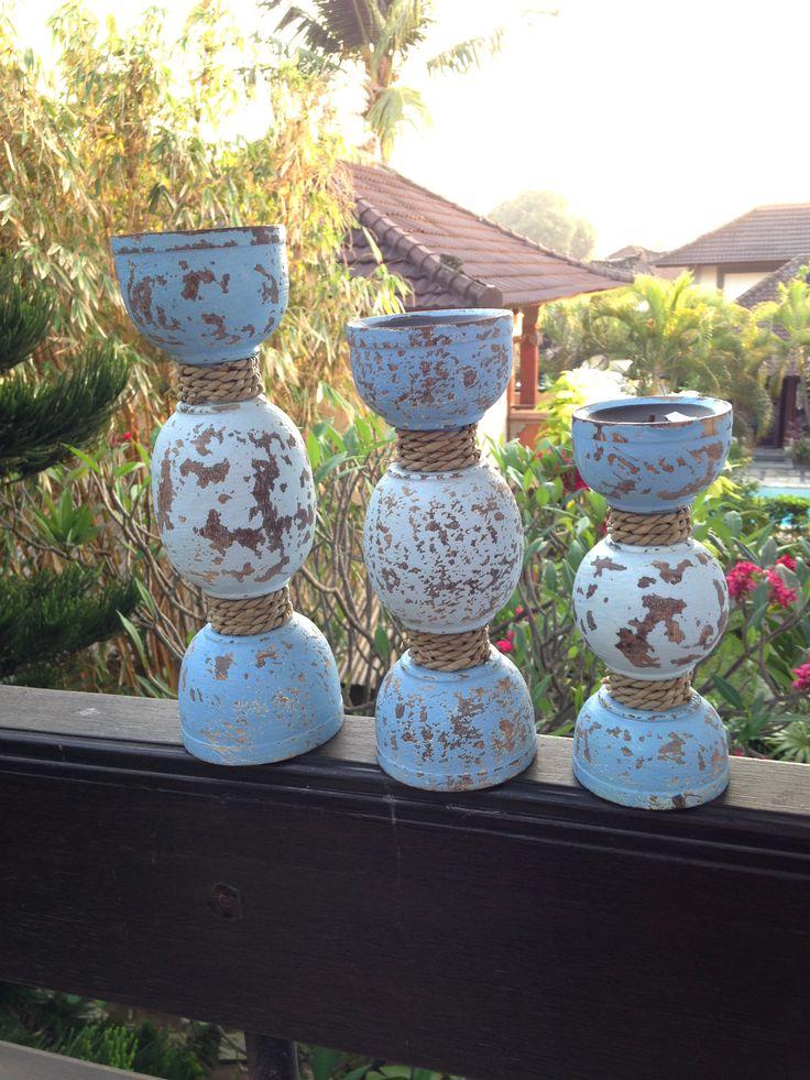 Bali Candle Holders - Bali Buddha