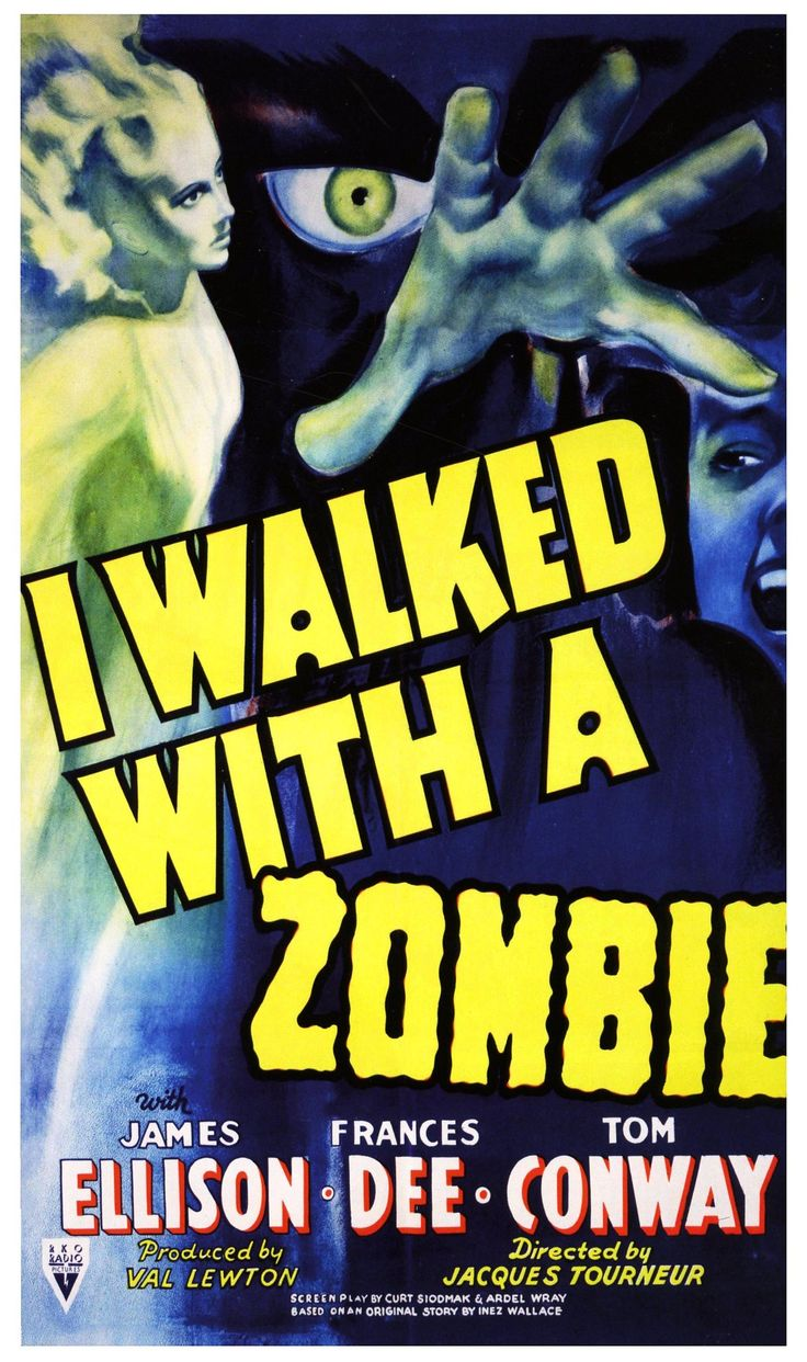 I Walked With A Zombie in 2020 Zombie movies, Best