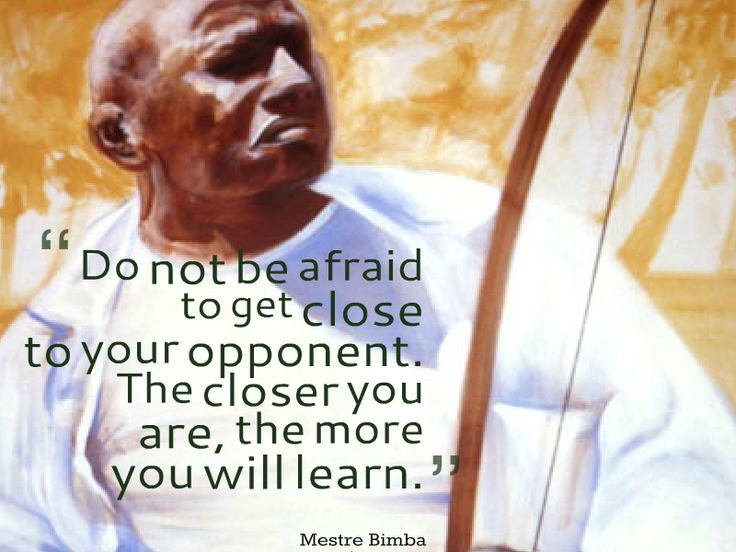 www.avycapoeira.com Mestre Bimba Manuel dos Reis Machado Bimba strongly believed capoeira had an extraordinary value as a self-defense martial art, hence his efforts to develop its learning in a structured and methodical way. Bimba developed a capoeira teaching method with commandments, principles and traditions, which are still part of the capoeira regional up to this day.