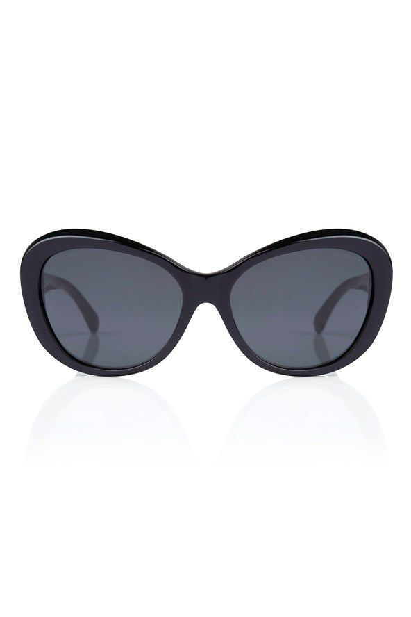 Best Designer Sunglasses 2013 – Versace, Rayban & Chanel (Vogue.com UK) Chanel Holly Golightly would snap these up.  £220, www.liberty.co.uk.
