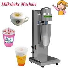 US $120.96 Stand Commercial Household Milkshake Machine Cyclone Soft Ice Cream Mixer Speed Milkshake Machine-A1. Aliexpress product