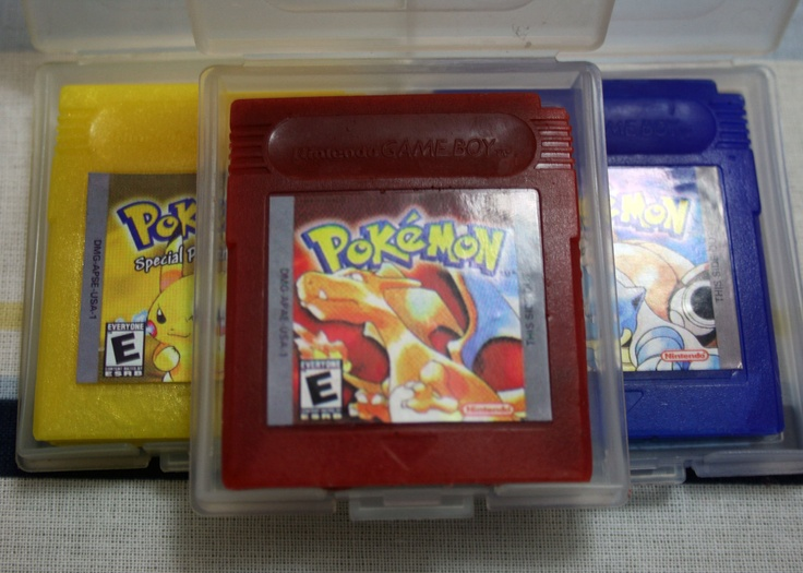 Pokémon Yellow/Red/Blue Cartridge Soap: Black Tea-Type Scent by Digital Soaps.