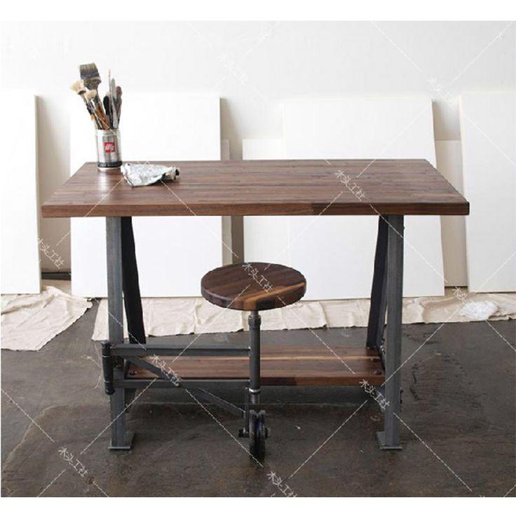 17 best ideas about cheap desk on pinterest bureau ikea ikea office and ikea desk. Black Bedroom Furniture Sets. Home Design Ideas