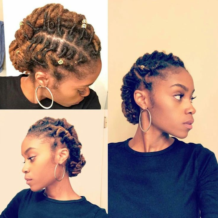 how to make hair styles for short hair best 25 dreadlock styles ideas on locs styles 7262 | 9639969d09df164cc7262b01b05384b1