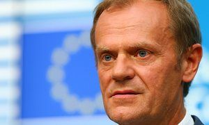 "Tusk says there will be 'no single market a la carte' for the UK  What might be described as the ""EU27"" summit (the meeting of all EU countries apart from Britain) has now concluded. Afterwards Donald Tusk, the European council president, said all 27 leaders had agreed that Britain would have to accept freedom of movement if it wanted to maintain access to the single market as a non-member.  Leaders made it crystal clear that access to the single market requires acceptance of all four freedo"