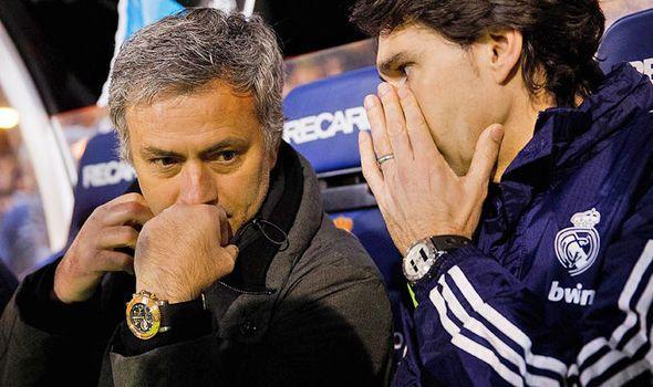 Jose Mourinho has 'no problems' waiting for Man Utd...: Jose Mourinho has 'no problems' waiting for Man Utd job #ManUtd #ManUtd… #ManUtd