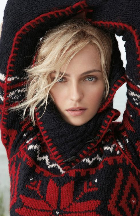 """"""" Ralph Lauren Holiday """" Wintry weather calls for luxe sweaters and knits Shop New Arrivals"""