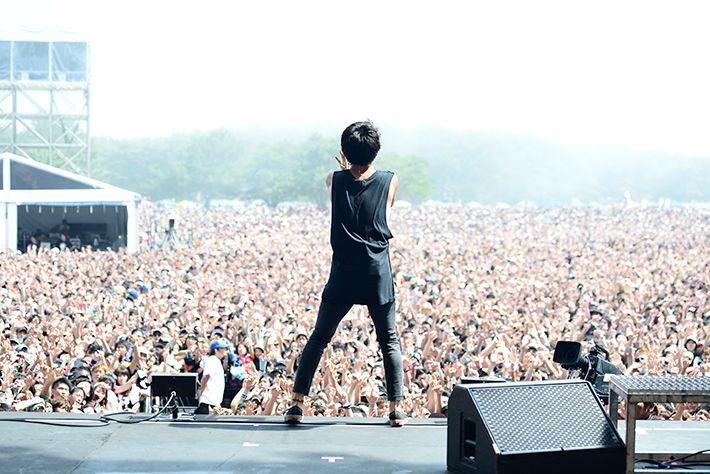 ONE OK ROCK   ROCK IN JAPAN FESTIVAL 2014   クイックレポート   RO69(アールオーロック) - ロッキング・オンの音楽情報サイト -- THIS IS EPIC OMFG