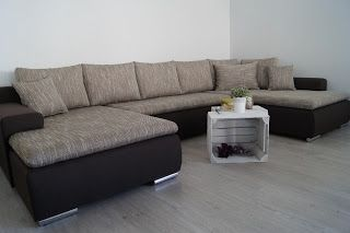 Die besten 25 big sofa mit schlaffunktion ideen auf for Lagerverkauf wohnlandschaft