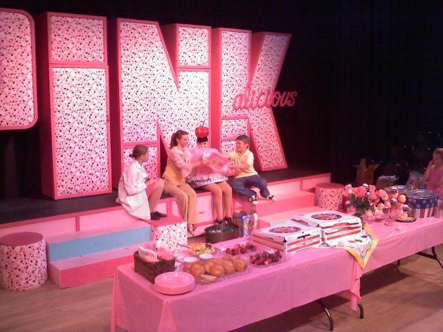 Birthday with SD Junior Theatre
