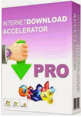 Internet Download Accelerator Pro 6.8 Crack Serial Key Free Download