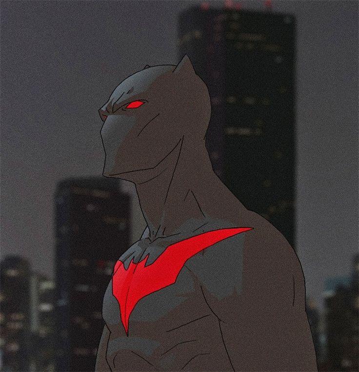 Batman beyond                                                                                                                                                                                 More