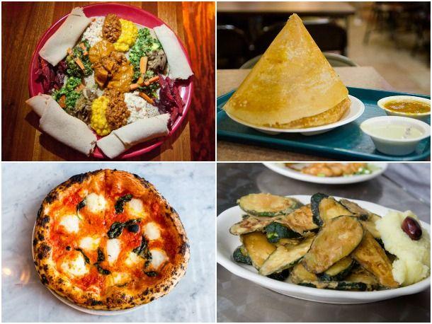 The Best Restaurants for Vegetarians in NYC