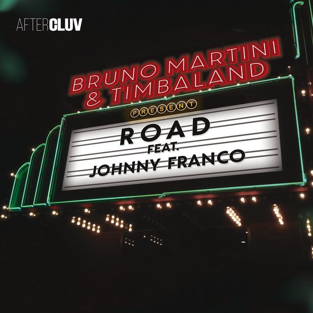 Road By Bruno Martini Timbaland Johnny Franco Was Added To My Discover Weekly Playlist On Spotify Martini Free Music Bruno