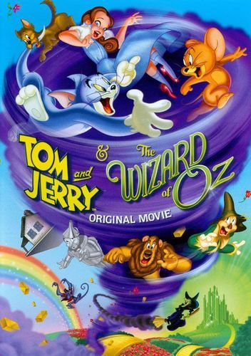 Tom and Jerry & The Wizard of Oz [DVD] [2011]